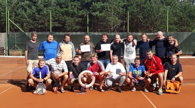 Tenisový turnaj gardy, Martin Hilšer novým trenérem dorostu